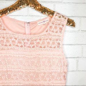 Altar'd State Ballerina Pink Dress